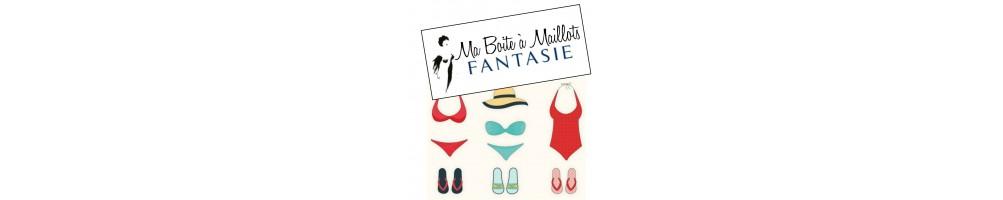 Boite à Maillot de Bain Fantasie